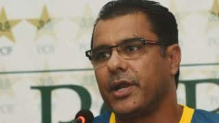 Waqar: Ind-Pak contests can help Test Championship flourish