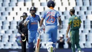 Michael Holding, Virender Sehwag take dig at ICC over lunch break gaffe during India-South Africa 2nd ODI