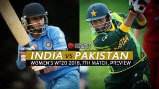 India Women vs Pakistan Women, Women's T20 World Cup 2016, Match 7 at Delhi: Preview