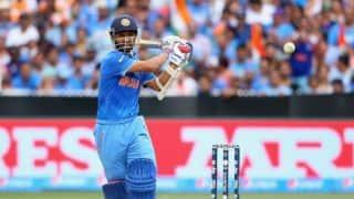 Ajinkya Rahane, Ambati Rayudu bring up 50-run stand for 2nd wicket in India vs Zimbabwe, 1st ODI at Harare