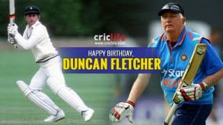 Duncan Fletcher:  15 little known facts about the Zimbabwean who never smiles