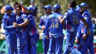 Live Cricket Score England vs Afghanistan ICC Cricket World Cup 2015 Pool A match 38 at Sydney