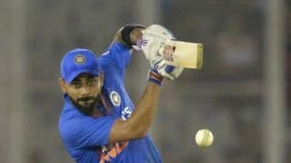 Virat Kohli overtakes Rohit Sharma for most T20I runs