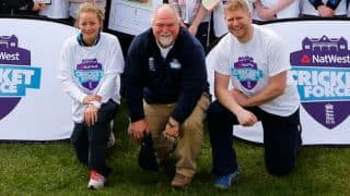 Mike Gatting, Matthew Hoggard inaugurate NatWest Cricket Force