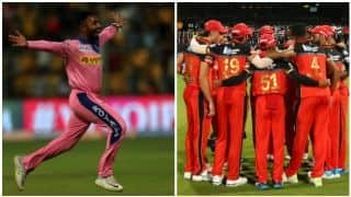 IPL 2019, RCB vs RR: Shreyas Gopal takes hatrick, RCB knocked out of the tournament
