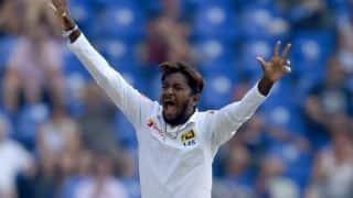 Akila Dananjaya headed to Australia, uncapped Nishan Peiris in Test squad