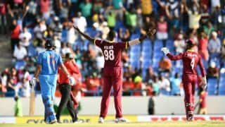 Photos: India vs West Indies, 4th ODI