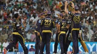 IPL 2014 Live Cricket Score, KKR vs KXIP Qualifier 1: Match postponed to Wednesday