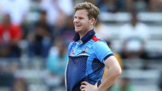Bangladesh Premier League: Steve Smith not allowed to participate on account of by-law violation