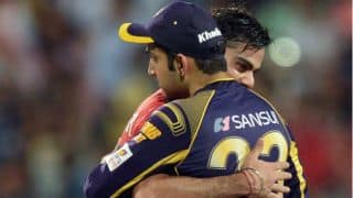 IPL 2018: Gautam Gambhir looks forward to relish 'Cheeku' ice cream in Bengaluru
