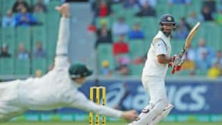 Smith 14 runs away from surpassing Pujara's tally