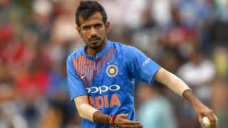 Find out why Chahal wore glasses while fielding in 1st T20I vs SA
