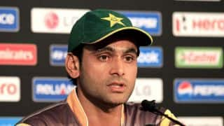 ICC World T20 2014: Mohammad Hafeez says Pakistan should not get 'swayed by emotion' against India