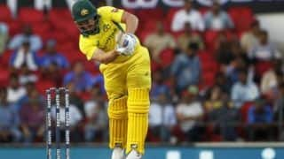 India vs Australia, 3rd ODI: Aaron Finch dismissal sparks ball-tracking controversy