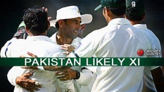 Pakistan vs England 2015: Hosts' likely XI for 2nd Test at Dubai