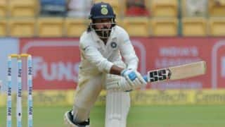 Murali Vijay registers 12th Test century