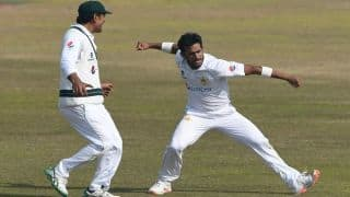 hasan ali striking in all three formats of cricket he took most wicket in 2021 r ashwin at number 2