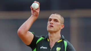 Nathan Coulter-Nile out of Zimbabwe tour due to hamstring injury