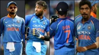 टॉप-3 पर निर्भर भारत की बल्लेबाजी, ऑलराउंडर खिलाड़ी होंगे अहम