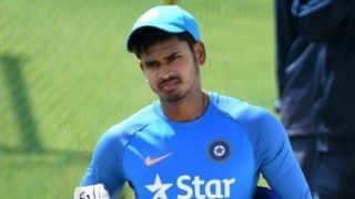 छत्तीसगढ़ के खिलाफ मैच से पहले मुंबई टीम से बाहर हुए अय्यर, यशस्वी जायसवाल को मौका