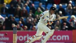 Tom Latham, Luke Ronchi miss out on centuries in England vs New Zealand, 2nd Test, Day 1 at Headingley
