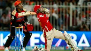 SRH face uphill task against KXIP