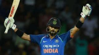 Virat Kohli joins Ricky Ponting, India's consecutive whitewash over Sri Lanka and other statistical highlights