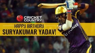 Happy Birthday, Suryakumar Yadav!