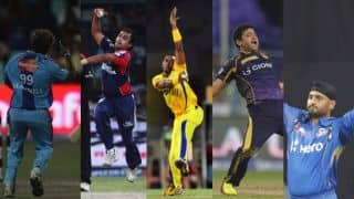 Bowlers with most wickets in IPL