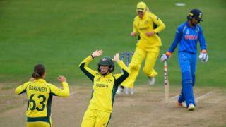 ICC Women's World cup 2017: Sushma Verma and Ellyse Perry collided on field; apologised and hugged