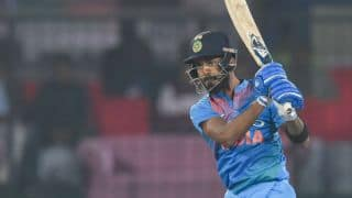 KL Rahul named 'Cricketer of the Year' by Wisden India Almanack