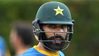 Misbah: Nobody wants Pakistan players to be associated with fixing again