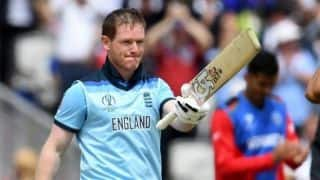 Cricket World Cup 2019: Latest points table updated after England-Afghanistan match