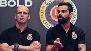 रॉयल चैलेंजर्स बैंगलोर की असफलता का कारण गलत फैसले: विराट कोहली