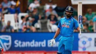 Rohit: Virat, Rahane got run out; I wasn't in mood to celebrate century