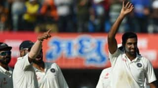 Ashwin recollects fond memories of playing in Indore