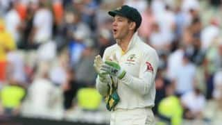 Being wicketkeeper and captain is an advantage: Tim Paine
