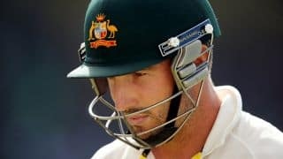 Shaun Marsh unequipped to handle swinging ball; could get exposed during Ashes 2015