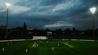 PHOTOS: New Zealand train for Day-Night Test at Seddon Park