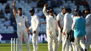 VIDEO: India close to famous win at Trent Bridge