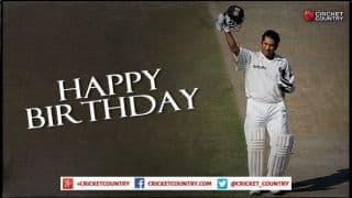 Happy Birthday Sachin Tendulkar: A legend, both on and off the cricket field