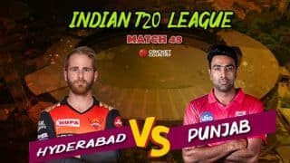 SRH vs KXIP Live: Sunrisers Hyderabad beat Kings XI Punjab by 45 runs