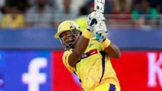 Suresh Raina dismissed in Chennai Super Kings vs Mumbai Indians, IPL 2014