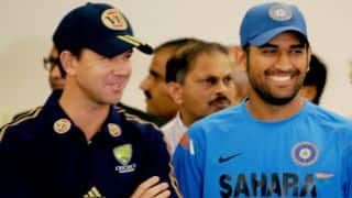 Ricky Ponting says champion players like MS Dhoni cannot be written off