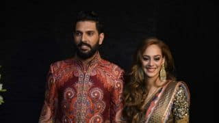 Hazel Keech pens down a Beautiful Note For Husband Yuvraj Singh