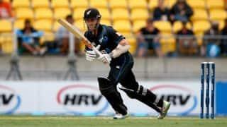 Live Cricket Score, Pakistan vs New Zealand, 2nd ODI at Sharjah: New zealand win by four wickets, level series 1-1