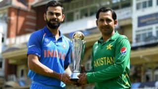 ICC Champions Trophy 2017 Final:  Pakistan could get joy through India's middle overs, says Ian Bell