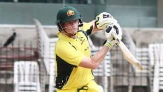 ICC WORLD CUP 2019: ऑस्ट्रेलिया ने वार्म अप मैच में विंडीज को हराया