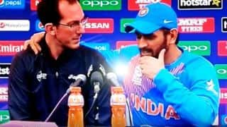 MS Dhoni banter with journalist: Who am I to turn down India's greatest-ever captain? says Sam Ferris