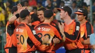 Lahore Lions need to restrict Perth Scorchers to just 78 in order to qualify for the semi-finals of CLT20 2014